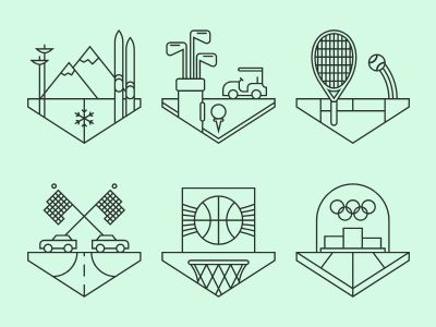 Sports Crests