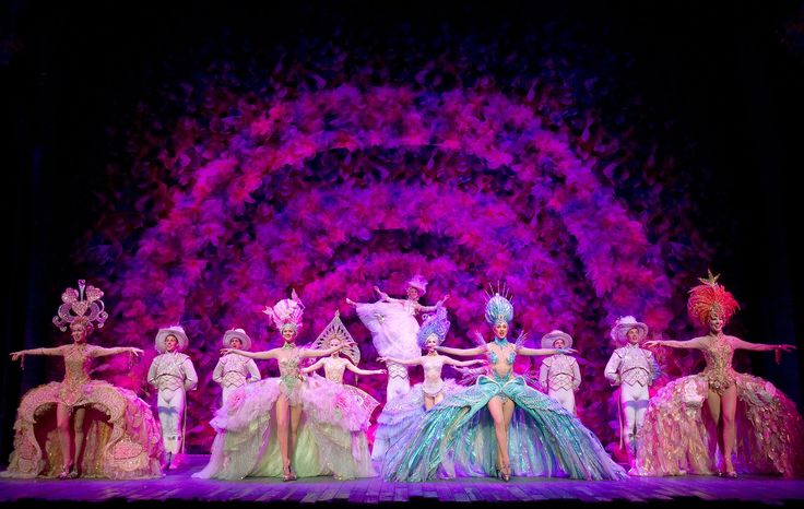 Theater: Follies at the Marquis Theater