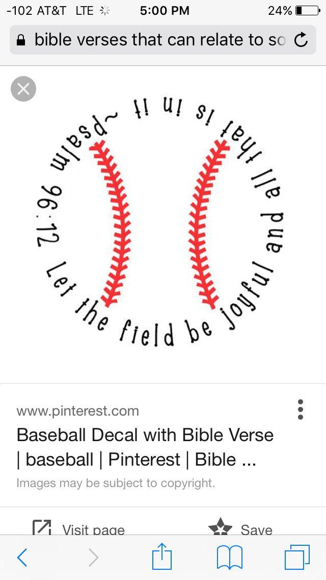 Softball tattoo #softball #tattoo #softballtattoo #bible #sports