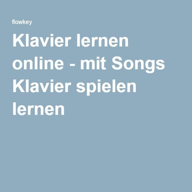 orgel spielen lernen online