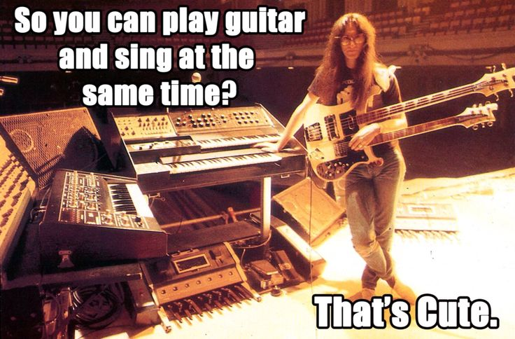 Geddy Lee...master, monster musician.