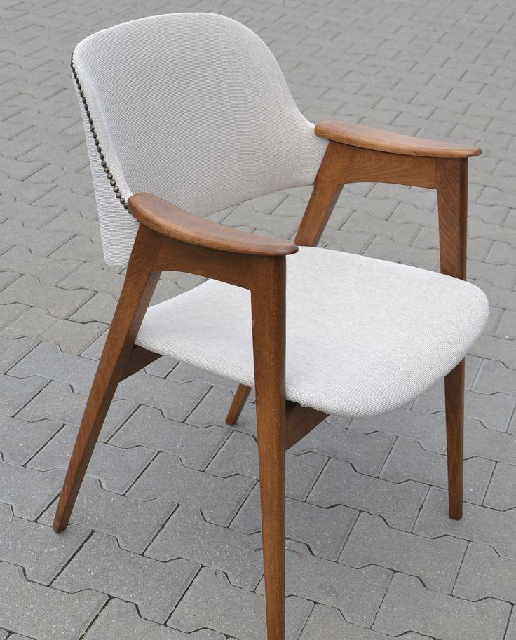 Fotel Duński design lata 60-te