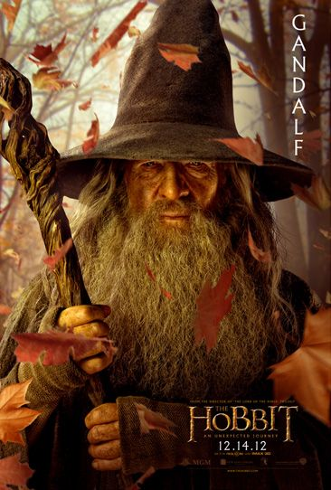 I am most like a Wizard! Which Middle-earth Character Are You? In Theaters December 14.