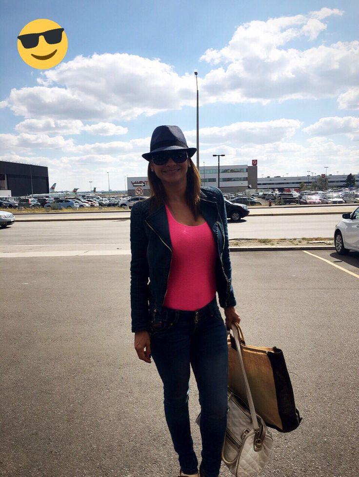 Getting Toronto Pearson International Airport.