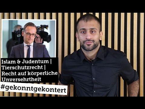 Religionsfreiheit in Deutschland #gekonntgekontert - YouTube