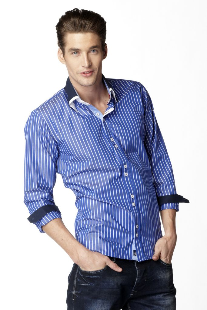 I love this Max Martini #Shirts. Creative with amazing combinations. #fashion