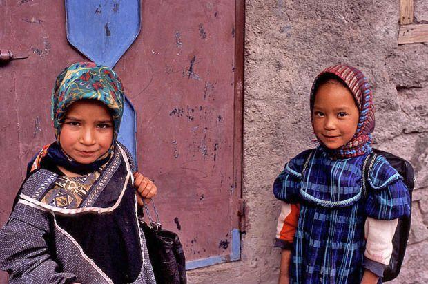 berber's childrens