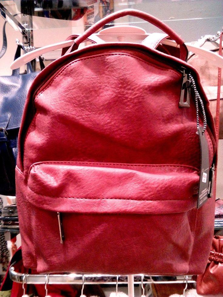 Σακίδιο πλάτης σε κόκκινο χρώμα