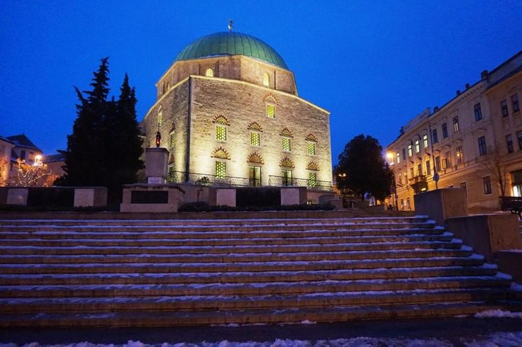 Mosque of Pasha Gazi Kassim - Pecs, Hungary