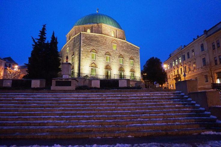 Mosque of Pasha Gazi Kassim - Pecs, Hungary