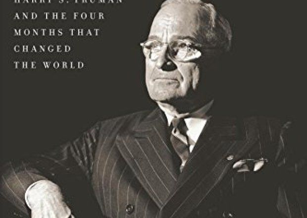 The Accidental President: Harry S. Truman and the Four Months That Changed the World – Amazon Best Sellers