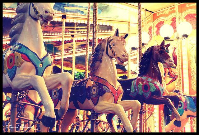 Christmas means Carousel... | Flickr - Photo Sharing!
