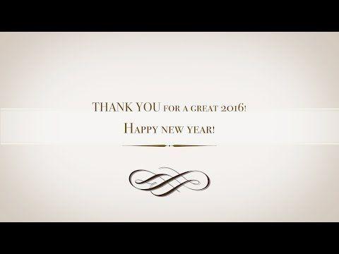 Happy New Year 2017! - YouTube
