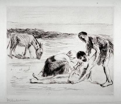 Image result for max liebermann der barmherzige samariter