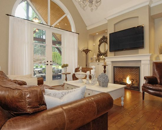 Recommended ideas where to buy leather sofas - Choosing a sofa for a small living room ...