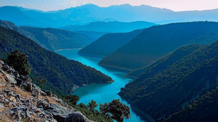 Στα στενά του Αχελώου | Λίμνη Κρεμαστών