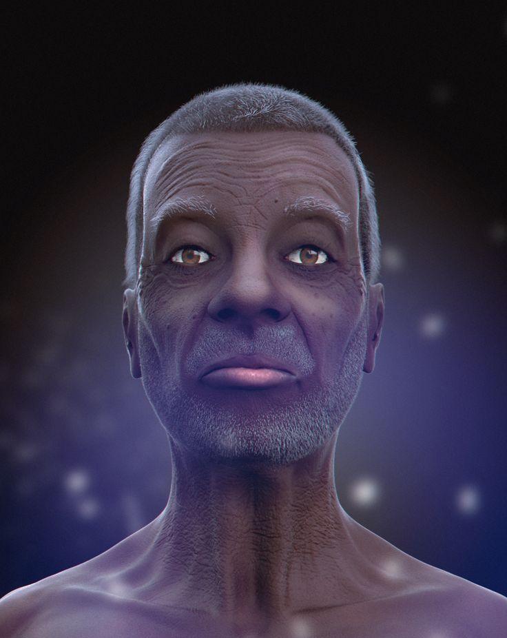 Afrikan Portrait