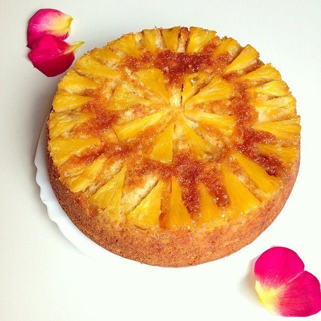 Gateau ananas portugais