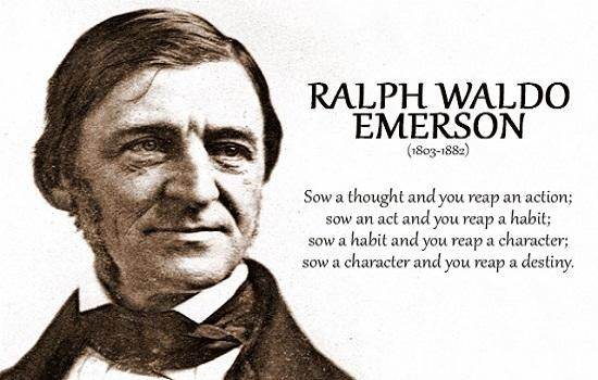 famous essays of ralph waldo emerson Ralph waldo emerson was born on may 25, 1803, in boston, entering a household in which nine previous generations of men had been well-known ministers his father, a prominent unitarian preacher, died when emerson was eight, throwing the family into financial distress.