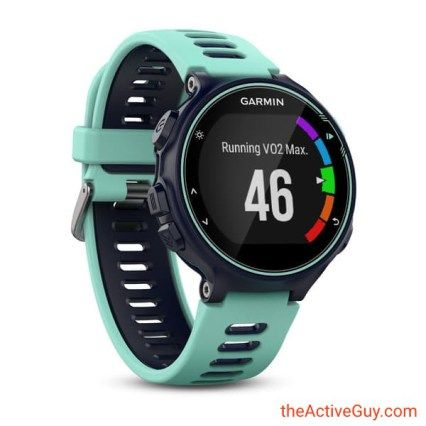 Check out the all new Garmin Forerunner 735XT GPS. This incredible watch captures data for running, cycling, swimming, and more!