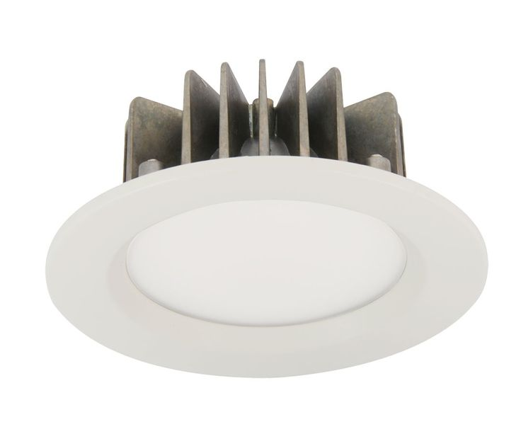 LEDlux Vivid White Dimmable Downlight in Cool White
