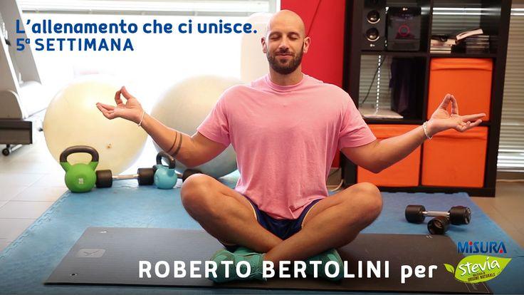 Roberto vi mostrerà come tornare in forma in 6 settimane: per lei, per lui, per tutti! Week 5  http://bit.ly/2qLVVFm  #diet #gym #training #personaltrainer #fitness #wellness #workout