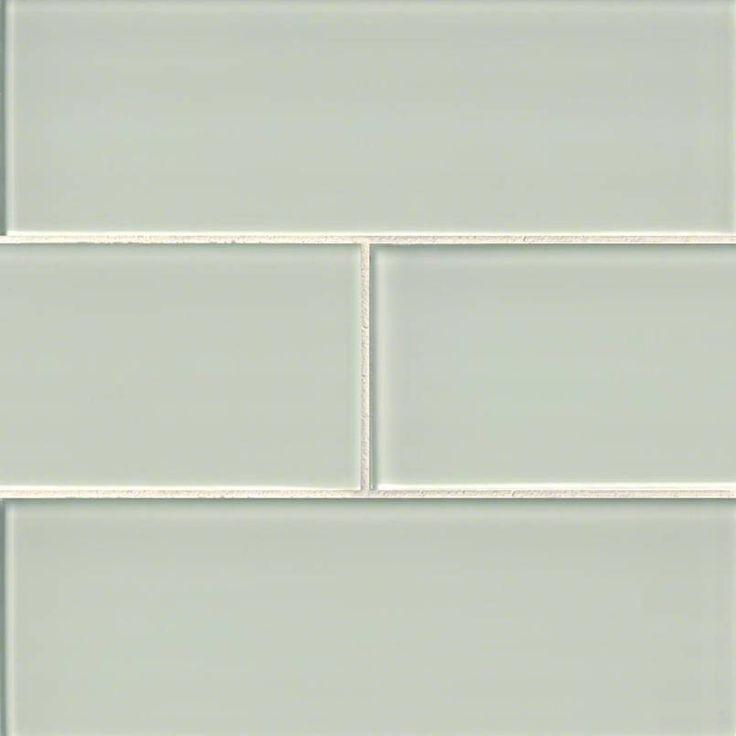 Arctic Ice Glass Subway Tile 4x12. Keramik Fliese U BahnBacksplash ...