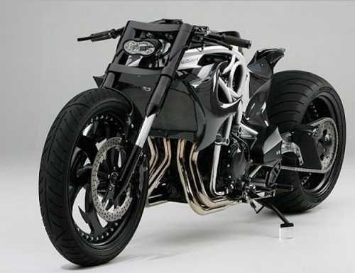 Fotos de motos tunadas