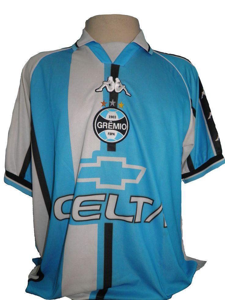 Camisas do Grêmio » 2000