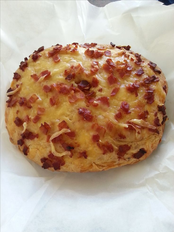 Bacon & Cheese Bread |