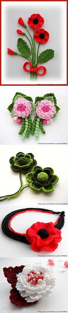 Mooie bloemen - veel ideeën en programma