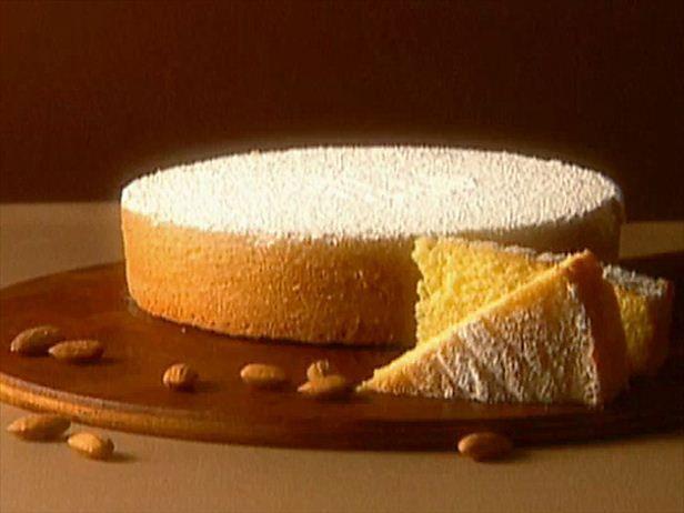 Almond Bundt Cake Giada