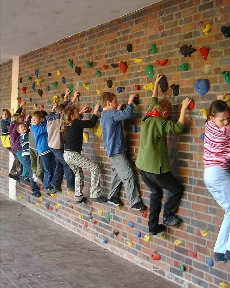 Kids Rooms Climbing Walls And Contemporary Schemes: 94 Best Images About Climbing Wall Ideas For Kids Rooms:0