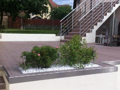 Les 25 meilleures idées concernant lame de terrasse composite sur ...