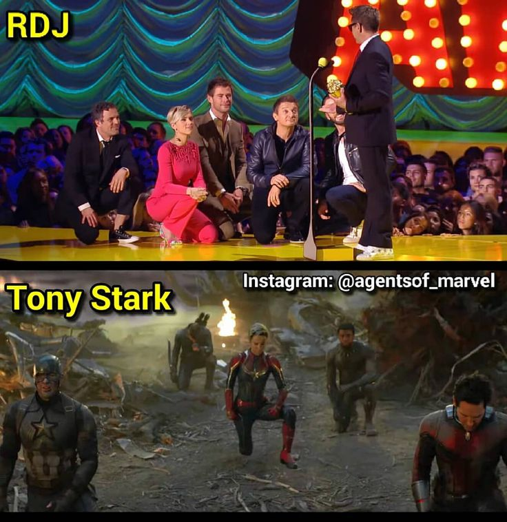 "Agents of Marvel on Instagram: ""RDJ and Tony Stark [No repost for first 24 hou… – Cacki"