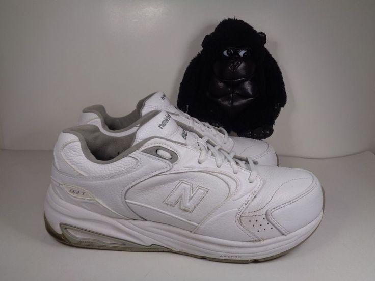 havana joe mens white new balance trainers