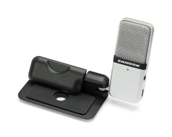 Recenzie microfon cu condesator Samson Go Mic – calitate la un preț accesibil