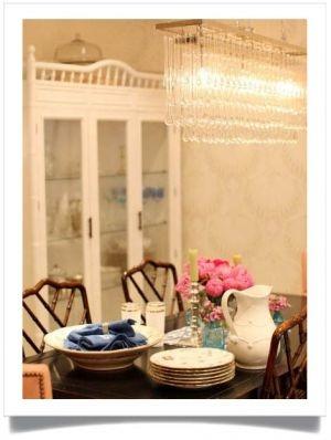 Modern dining room chandelier via matchbook via mylusciouslife.jpg