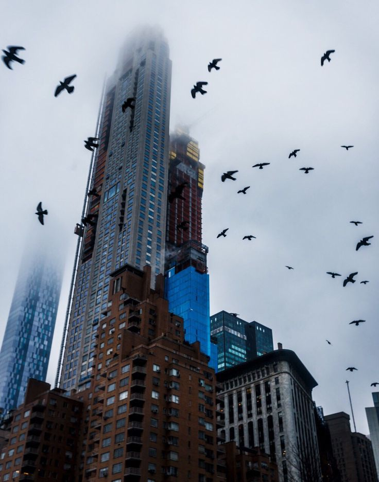 Evil luxury tower in New York City where famous villains like Gru (before 2010) Captain Hook (when he is not at sea) and Wiley Coyote (when is not chasing the Time Warner cable mascot) reside.