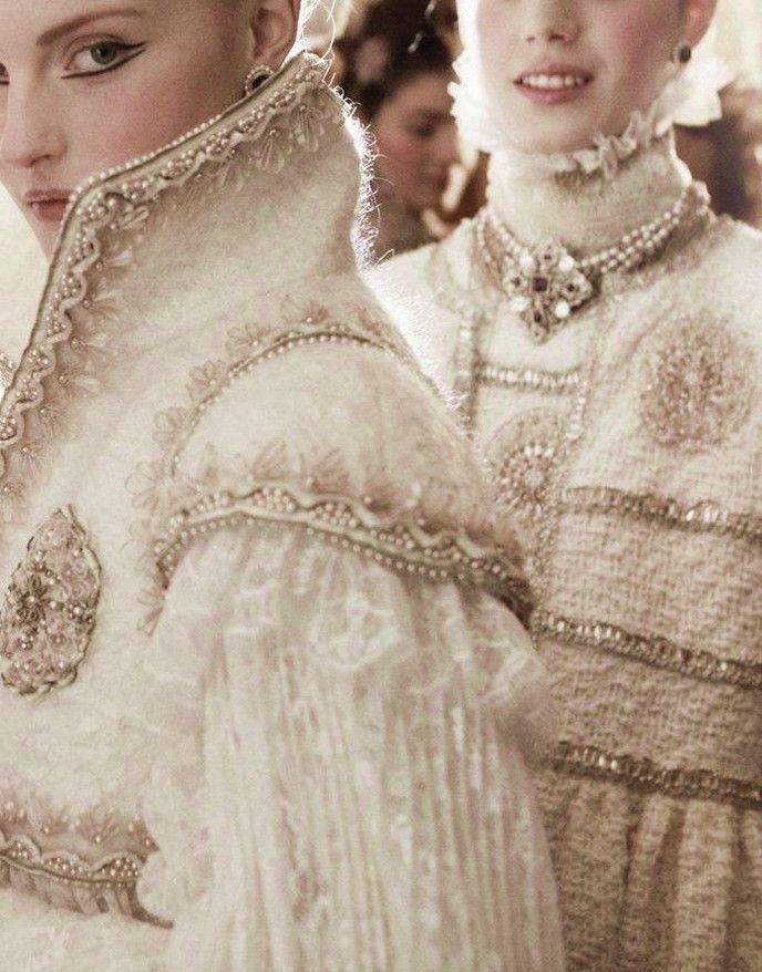 Красота, вдохновленная природой - Русский стиль.