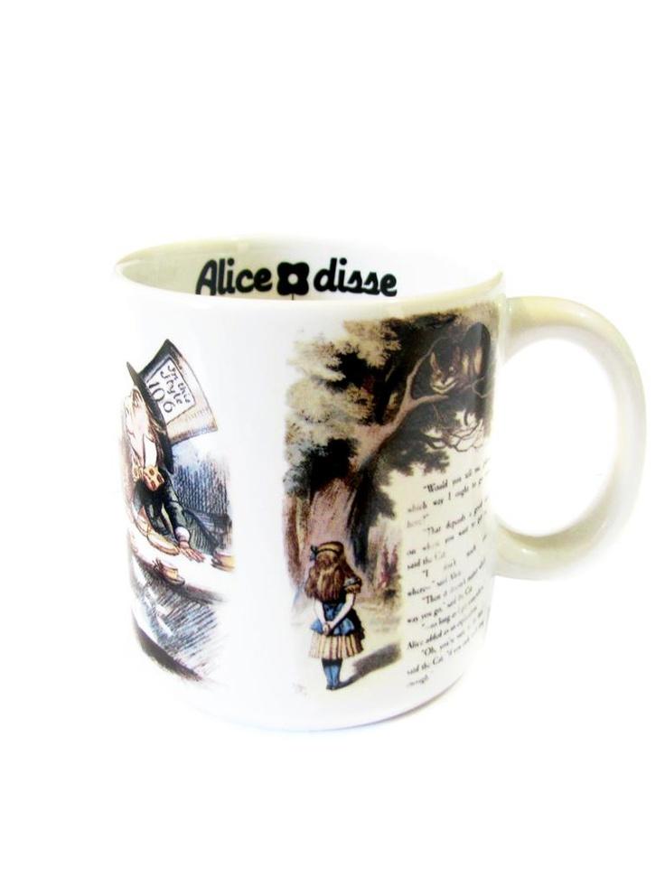 Caneca Alice in Wonderland