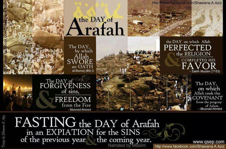 1435H; Puasa Hari Arafah Ikut Msia atau Makkah