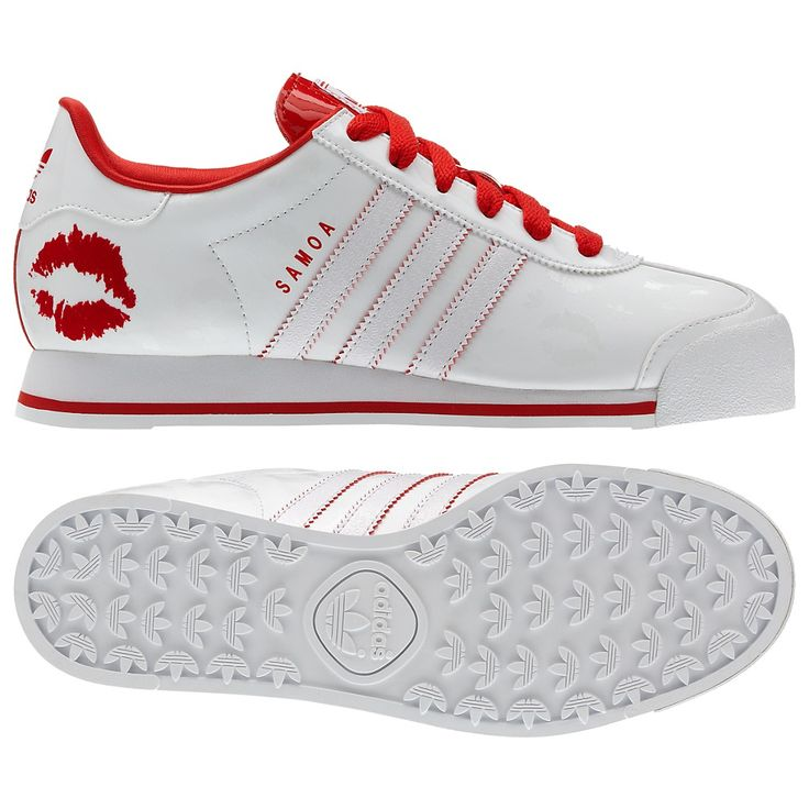 Adidas Samoa Shoes - perfect for a Delta! (no letters appear on the shoes  so they are acceptable)