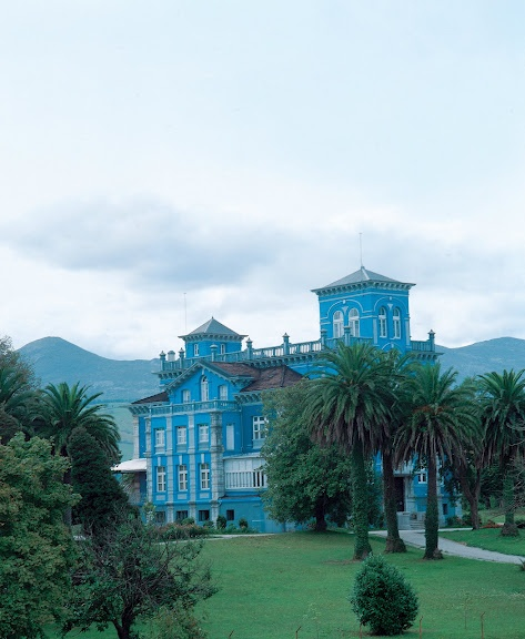 Archivo de Indianos-Museo en Ribadedeva-Asturias -España  www.asturiasyenatural.es