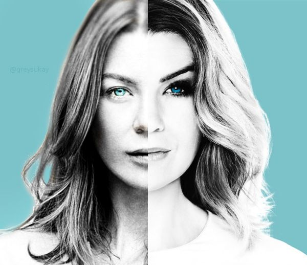 Grey's Anatomy — greysukay: Meredith Grey Season 1 || Season 13