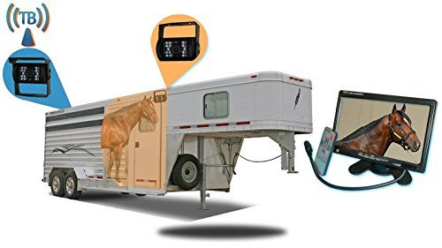 Tadibrothers 9 Inch Horse Trailer Monitor with 2 Wireless Mounted RV Backup Cameras For Sale https://wirelessbackupcamerareviews.info/tadibrothers-9-inch-horse-trailer-monitor-with-2-wireless-mounted-rv-backup-cameras-for-sale/