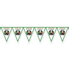 Italy Football Bunting 7ft x 12 inches. Always a popular choice of decoration. http://www.novelties-direct.co.uk/Italy-Football-Bunting.html