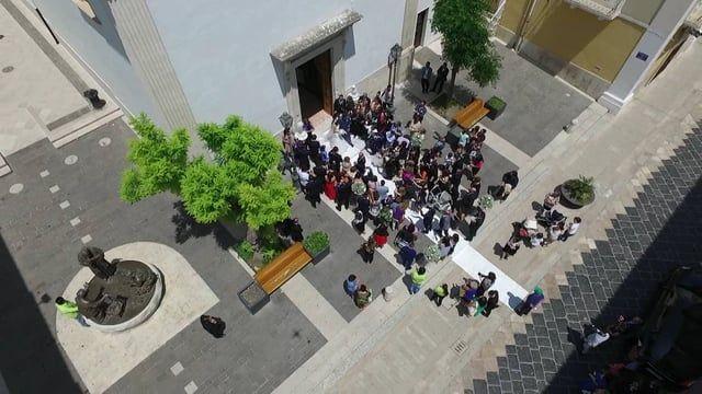 Proiezione in sala Gaetano & Antonella 09 Giugno 2016  www.filmimage.it