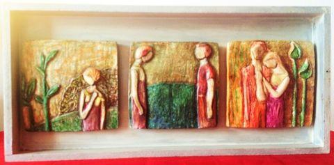 Estaciones de Enamorados, Ziña sobre madera, $10 mil pesos