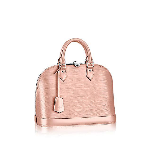 Alma PM - Epi Leather - Handbags   LOUIS VUITTON